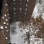 snow falling on stuyvessant town