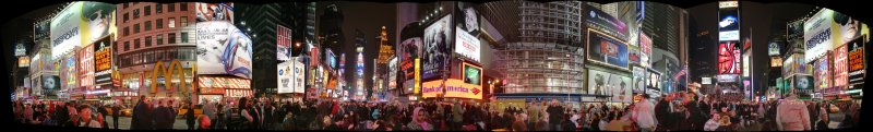Times Square 360!