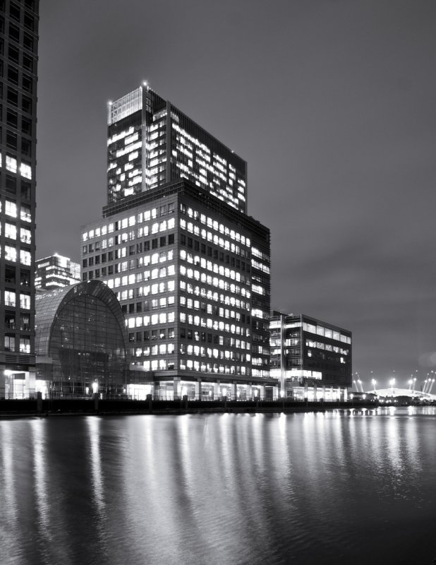 Somewhere In Canary Wharf