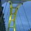 Passerelle in yellow