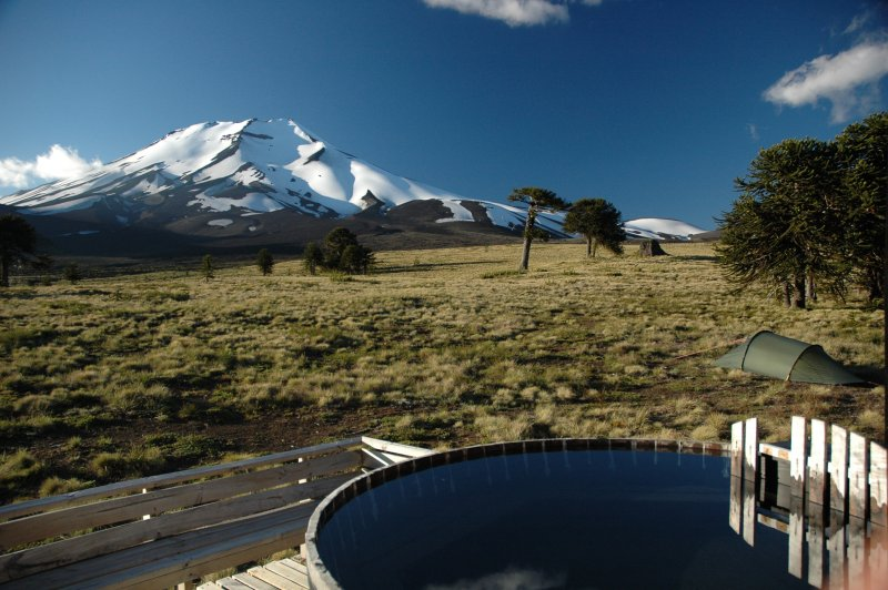 Volcan Lonquimay - Chile