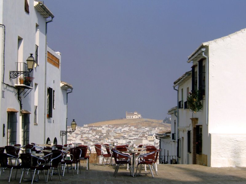 Andalusien/Antequera