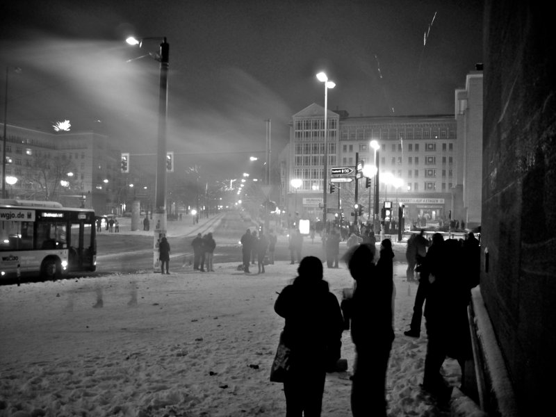 Frankfurter Tor New Years Eve
