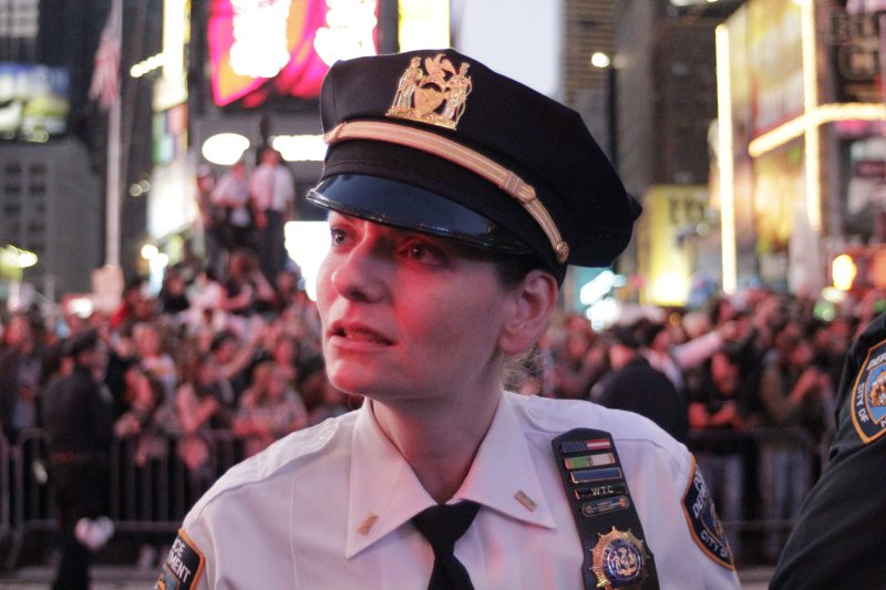 Police at Occupy Wall Street