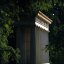"Cincinnati - Spring Grove Cemetery & Arboretum ""Fleischman Mausoleum at Evening"""
