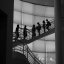 Staircase Silhouette