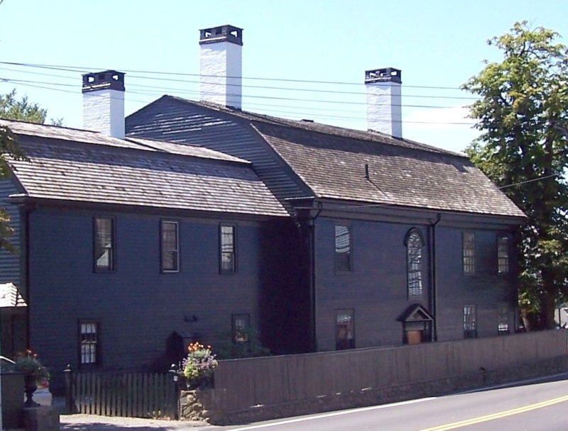 56. Lord Pepperell House, Kittery ME