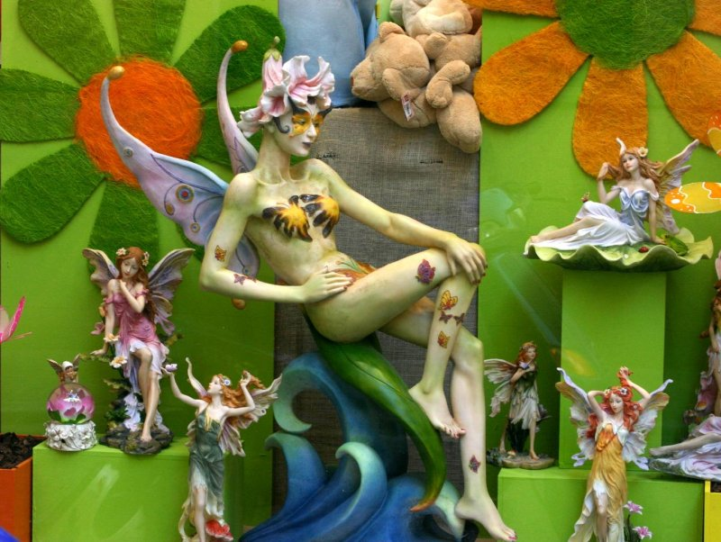 Fairies for sale in Seville,Spain