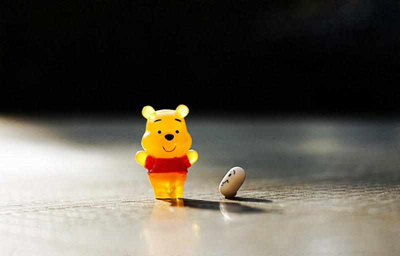 YOU'RE CALLED WINNIE THE WHAT??