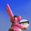 The Energizer Bunny Hot Air Balloon, larger than the Statue of Liberty