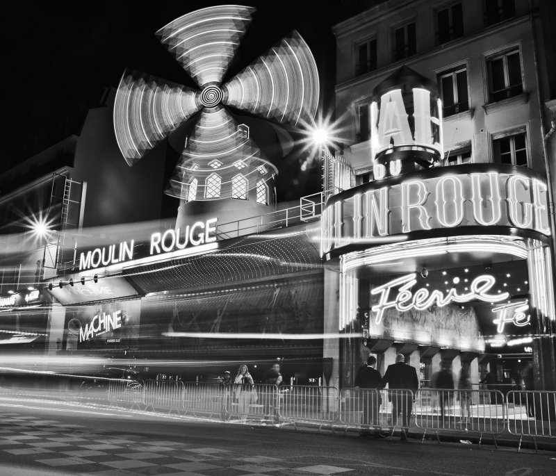 Moulin Rouge; 2015