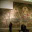 china -  buddhism mural