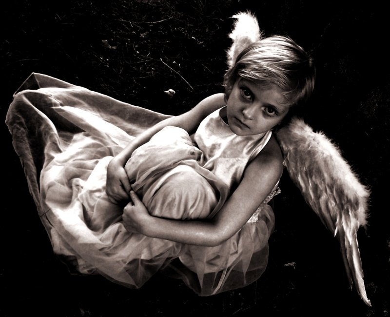 Lost Baby Angel