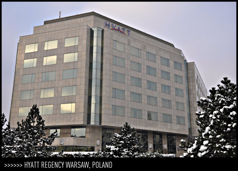 [ Landmark of Hospitality ] The Hyatt Regency Warsaw, Poland