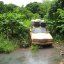 Bush taxi in Guinee