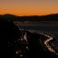 Hutt Valley from Barnard St., Wellington, New Zealand 1 July 2005