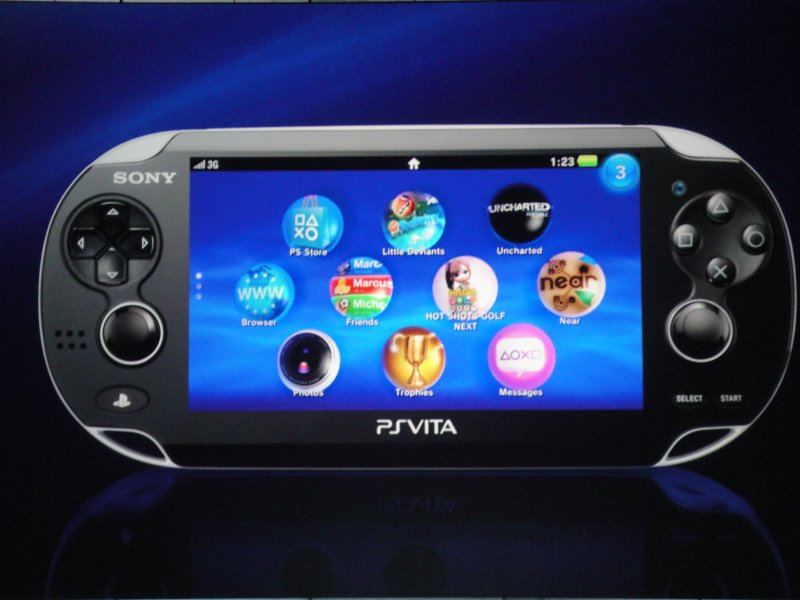 E3 2011 - Sony Media Event - PS VITA