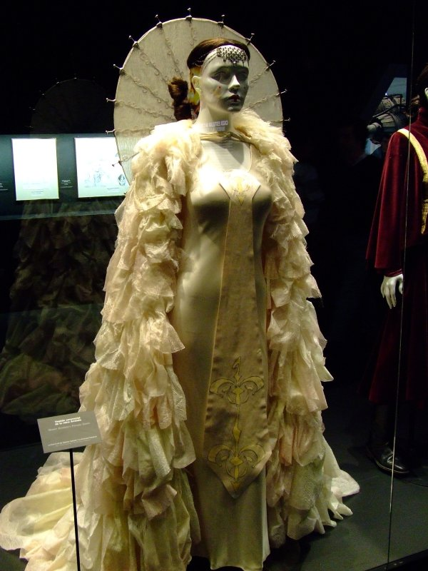 Queen Amidala's Victory Celebration Parade Gown