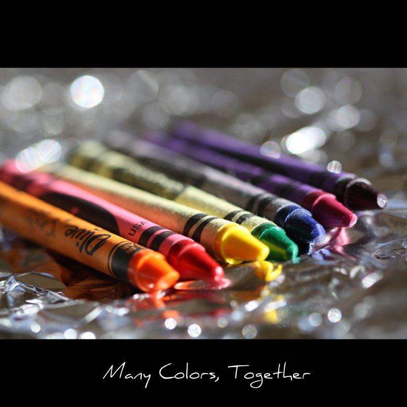 Many Colors, Together