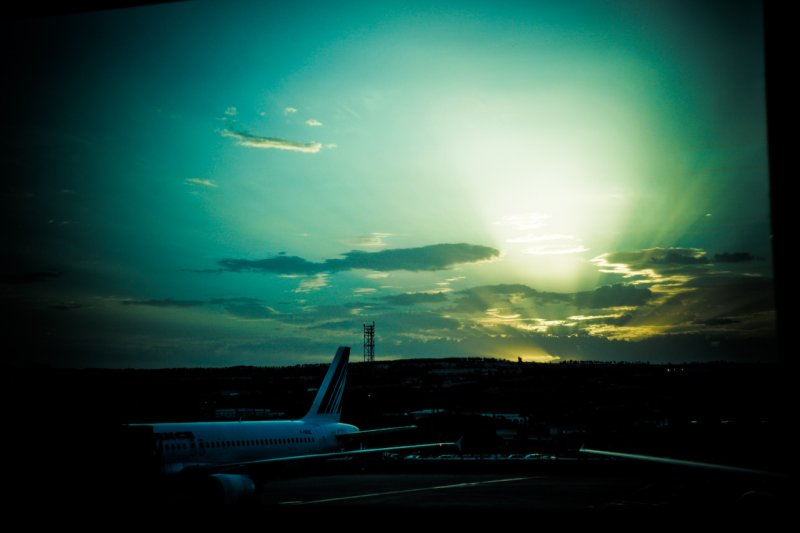 Early take off from Marseilles Airport