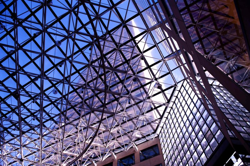 Collins Place roof