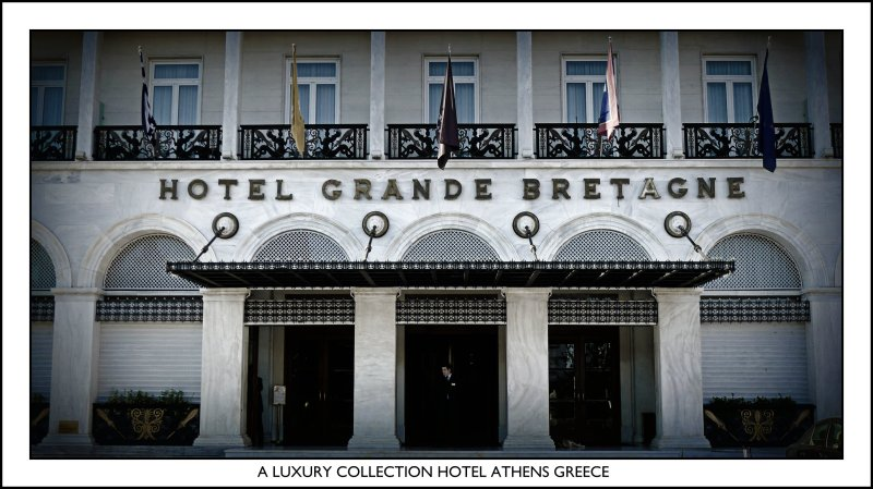 A Symbol of World-Famous Hospitality on Syntagma Square // The HOTEL GRANDE BRETAGNE ATHENS - A LUXURY COLLECTION HOTEL :  Ξενοδοχείο Μεγάλη Βρεταννία // Athens // Greece // Enjoy Beauty!