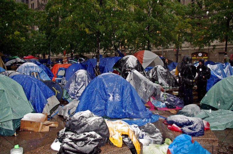 Day 43 Occupy Wall Street October 29 2011 Shankbone 10