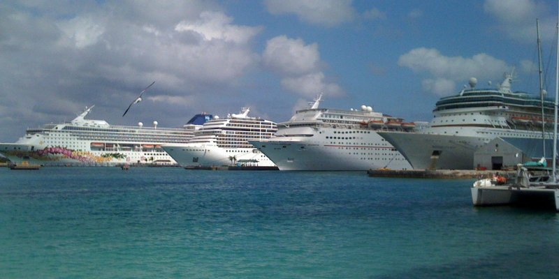 The Lineup In Nassau
