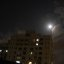Full Moon in Urban settting