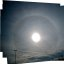 Sun Halo - stitched together