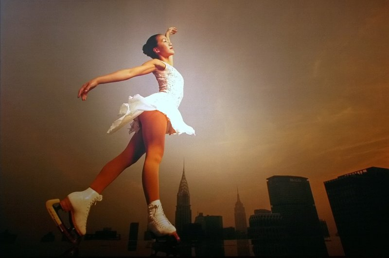 Michelle Kwan, New York, NY, 1997