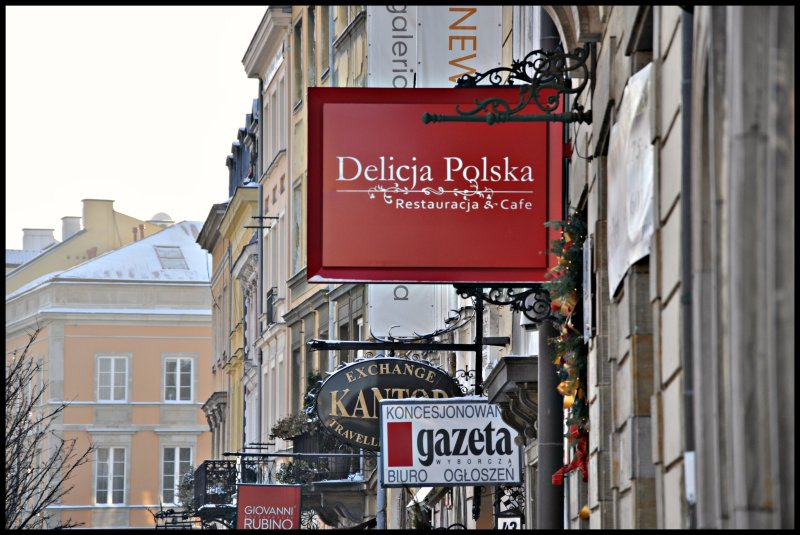 [ Beautiful Old Town District : Simply Delicious at all times ] Warsaw, Poland