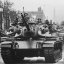 M60A1 Tanks in Berlin 1964