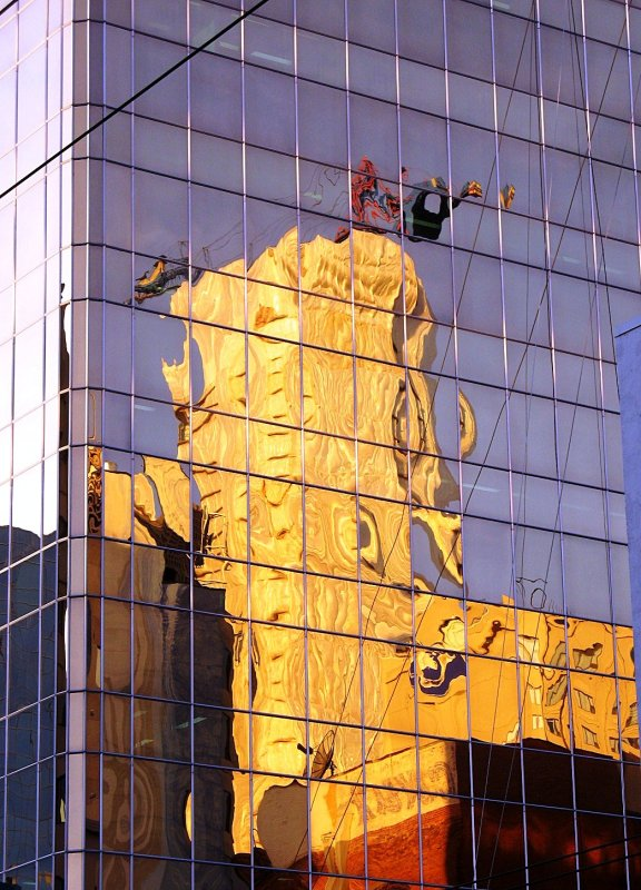 Reflections of Construction