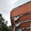 james stirling, florey building, oxford 1966-1971