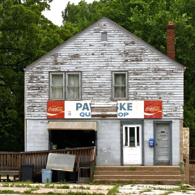 FSA style - flat as a pancake (Pawloske's Quick Shop)