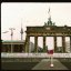 East and West Berlin, Germany 1987