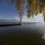 Chiemsee in Herbst