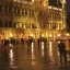Grote Markt by night, Brussels