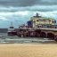 Bournemouth Pier HDR