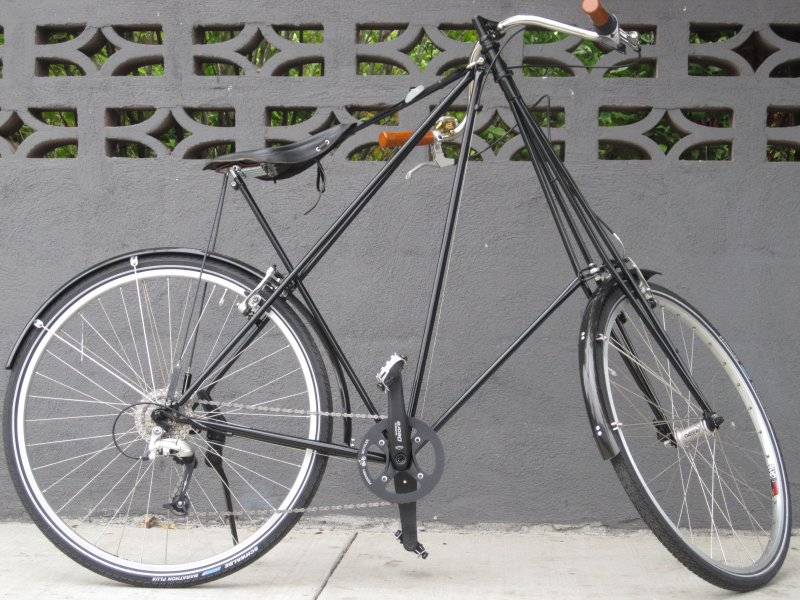 Pedersen Bicycle at Flying Pigeon LA