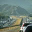Los Angeles Traffic - The Newhall Pass