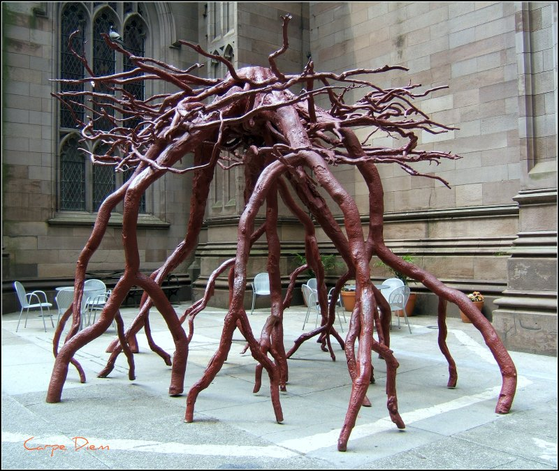 The Trinity Root - 9/11 Memorial