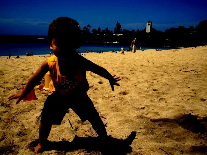 I Miss Playing in the Sand