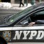 New York City, Manhattan, Murray Hill : NYPD New York Police Department
