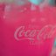 Pink Watermelon Coca-Cola