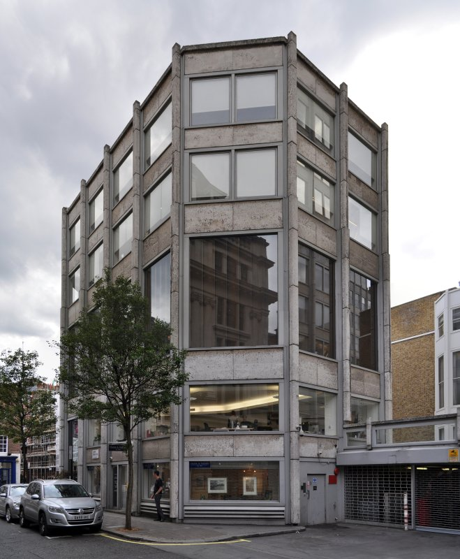 the smithsons, peter and alison smithson, economist building, london 1959-1964
