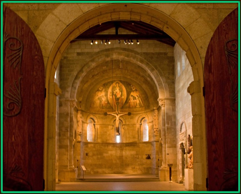 Fuentiduena Chapel at The Cloisters (3 of 3)