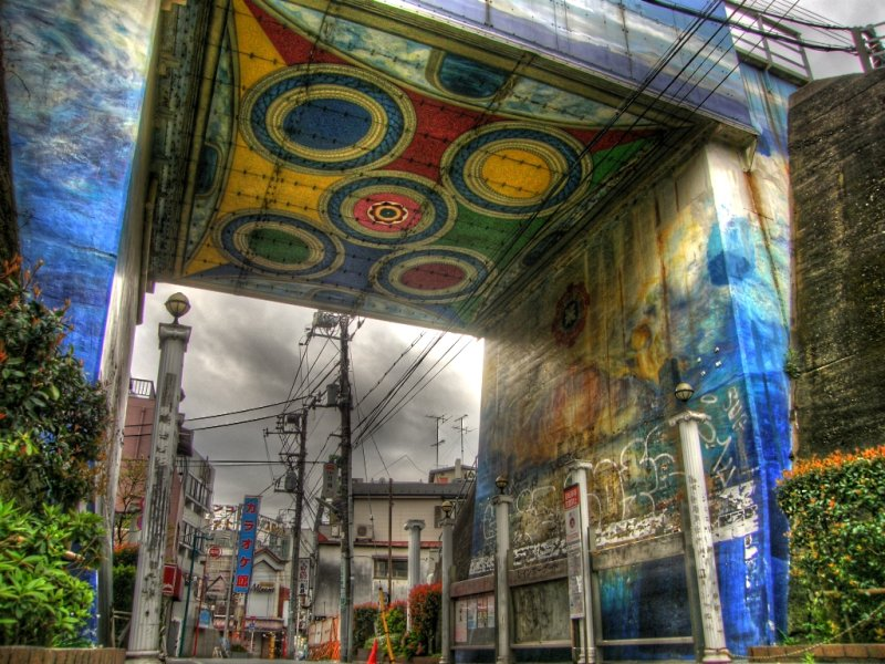 Wall Painting (HDR)