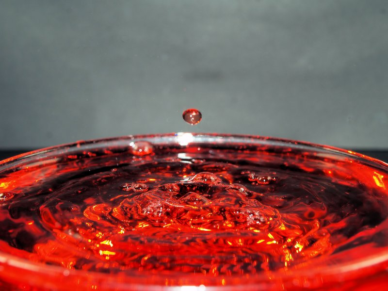 Red Water Drip